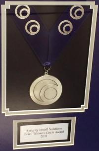 Brivo Winners Circle Award