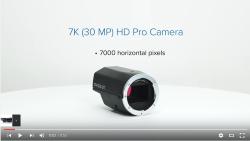 Avigilon 7K HDPro Camera