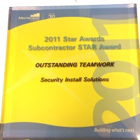 Outstanding Teamwork Award